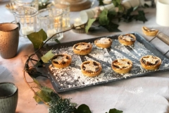 Mince pies from Bowl and Whisk