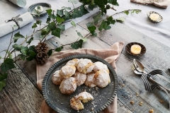 Mince pies with a difference by Ange