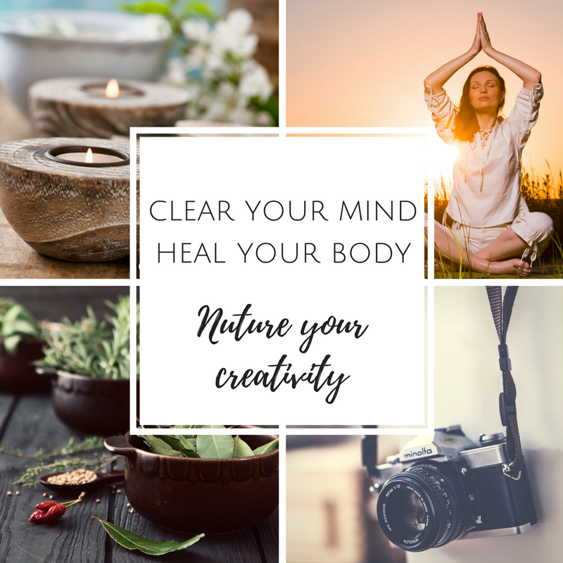 Clear your mind heal your body on a photography retreat