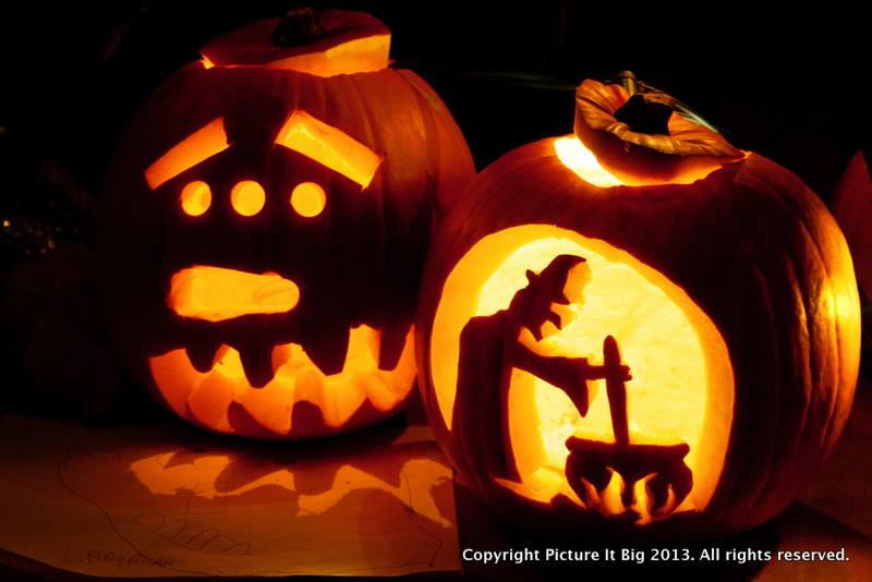 how-to-photograph-pumpkins