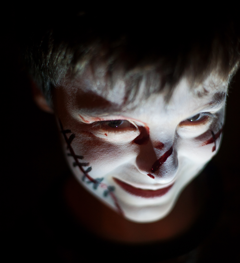 Halloween-portraits