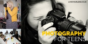 photography course for teenagers