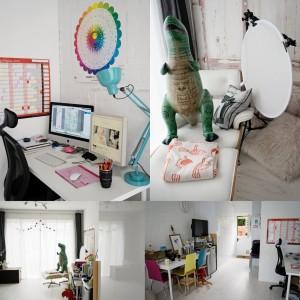 daylight photography studio