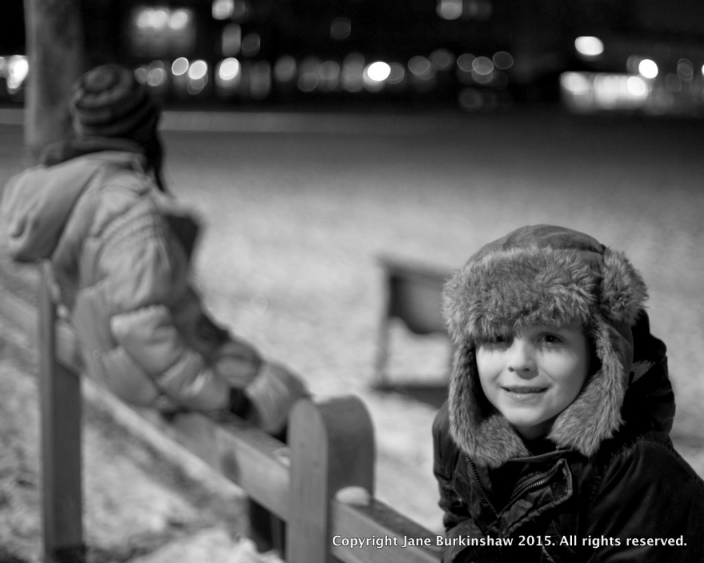 informal balance photography tip
