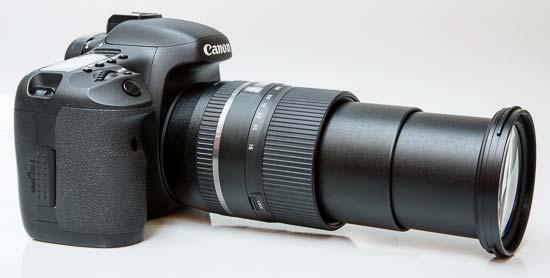 Tamron Superzoom lens