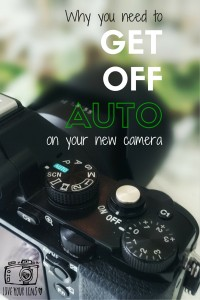 how to use a new camera