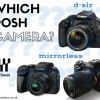 DSLR or mirrorless