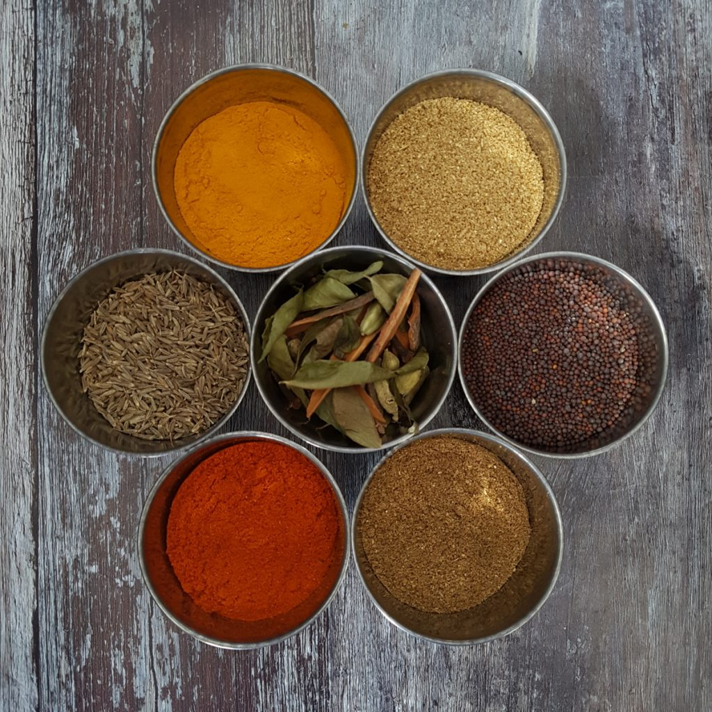 spice photography flat light