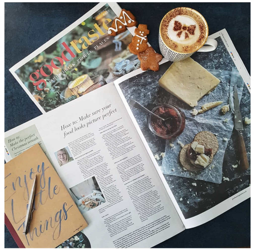 Good Taste Magazine December